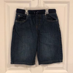 Carter's Boys Jean Shorts Size 10/12 EUC